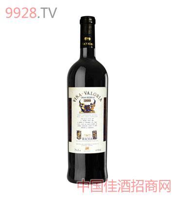 唯纳瓦罗干红葡萄酒1999