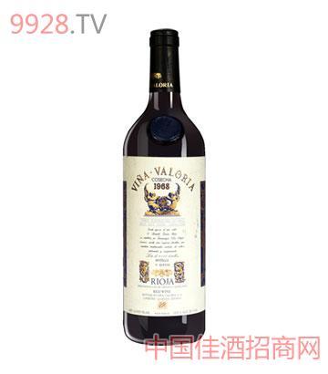 唯纳瓦罗干红葡萄酒1968