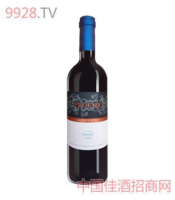 普罗米奥珍藏马尔贝克干红葡萄酒