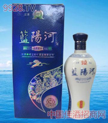 蓝阳河-花开富贵酒