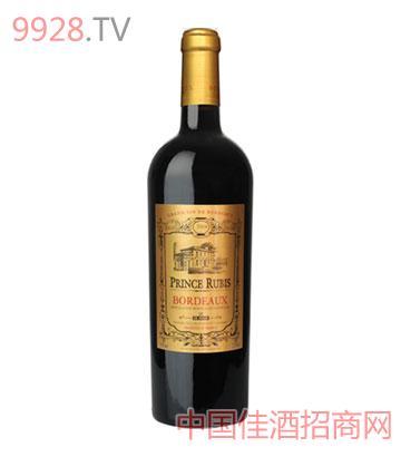 路彼斯王子干红葡萄酒