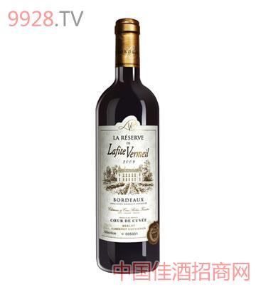 拉翡特唯美珍藏干红葡萄酒