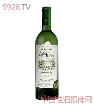 拉翡特唯美珍藏干白葡萄酒