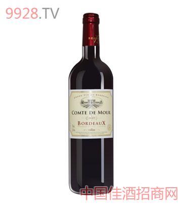 肯特帝堡干红葡萄酒