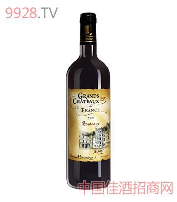 古史系列布鲁斯干红葡萄酒