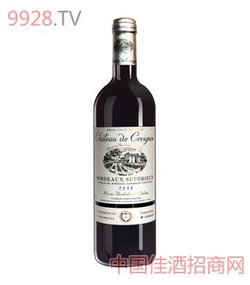 格兰龙堡干红葡萄酒