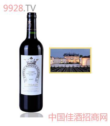 阿莱斯姆贝克侯爵庄园葡萄酒