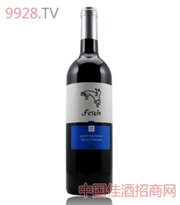 街趣色拉子赤霞珠葡萄酒
