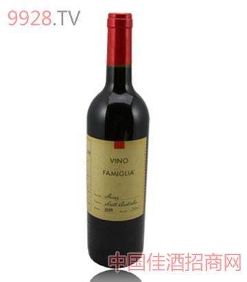 维诺蒂佳色拉子葡萄酒