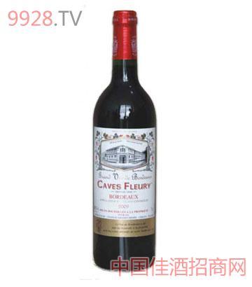 卡韦斯弗拉里干红葡萄酒