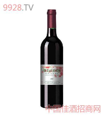 勒图斯庄园陈酿红葡萄酒2004