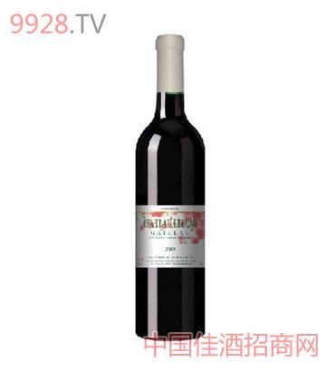 勒图斯庄园精选红葡萄酒2009