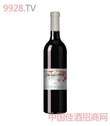 勒图斯庄园精选红葡萄酒2010