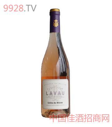 纳沃隆河玫瑰红葡萄酒2010