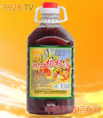 精品枸杞酒2.5L