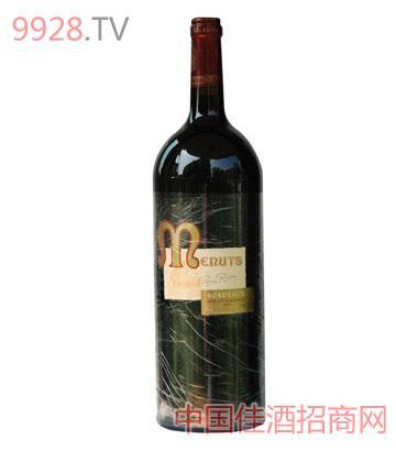 迈纳斯干红葡萄酒1.5L