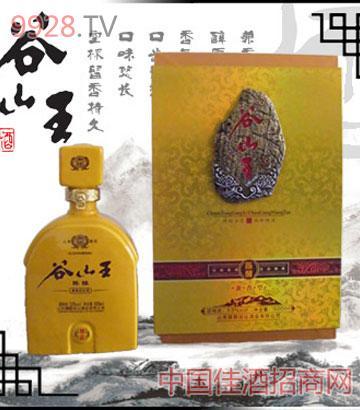 谷山王陈酿尊品酒