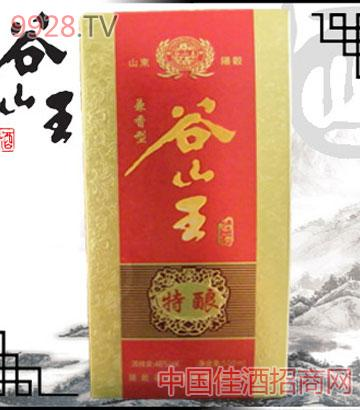 谷山王特酿盒酒