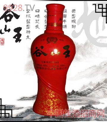 谷山王特酿瓶酒