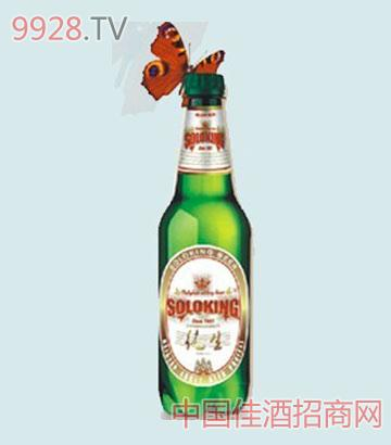 斯洛克醇厚纯生啤酒660ml 500ml全国招商中