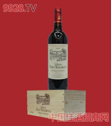 奥洛克酒庄干红葡萄酒