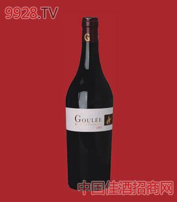 2007年份古烈庄园干红葡萄酒