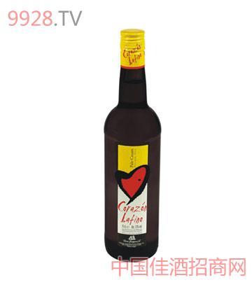拉丁之心白雪莉酒(壁画印刷版)