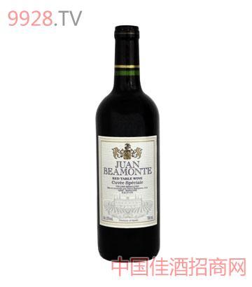 欢璧特酿干红葡萄酒