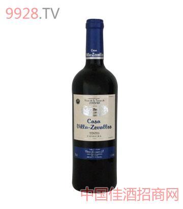 碧雅泽城堡佳酿干红葡萄酒(蓝标)