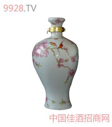 老款清香瑰宝1500ml52度酒