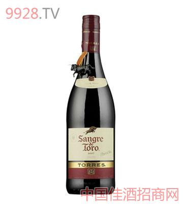 桃乐丝公牛血干红葡萄酒