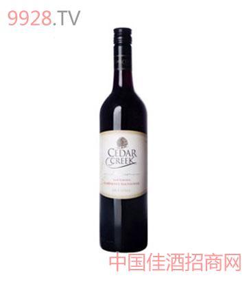 雪松灣珍藏赤霞珠葡萄酒