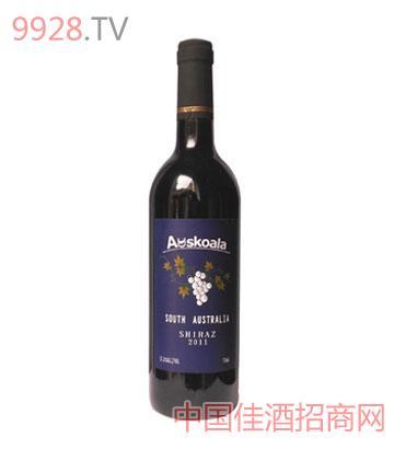 2011西拉叶葡萄酒