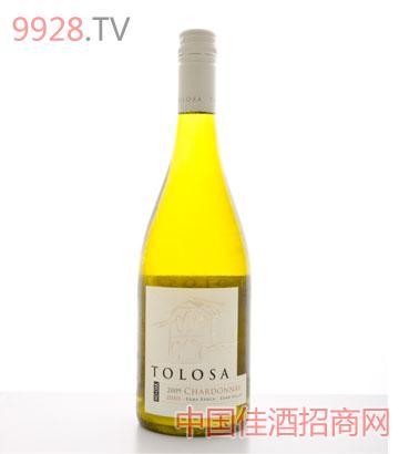 霞多丽2009年干白葡萄酒