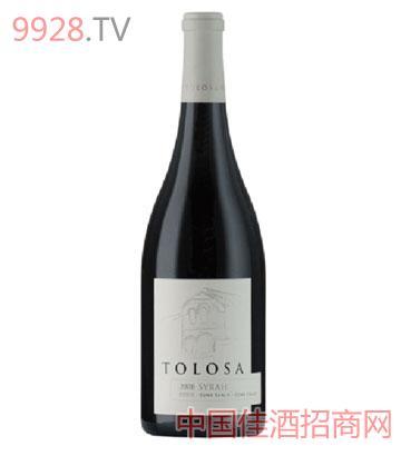 西拉2008年干红葡萄酒