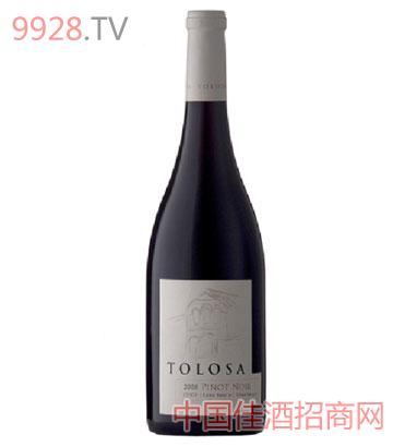 黑皮诺2008年干红葡萄酒