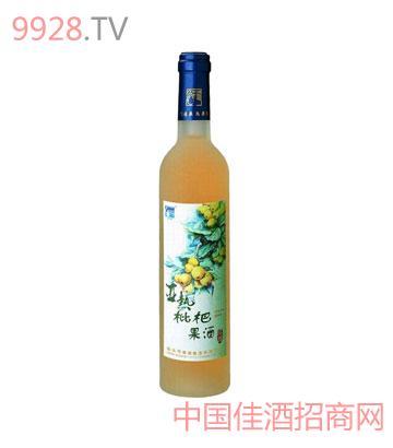 亞熱枇杷果酒