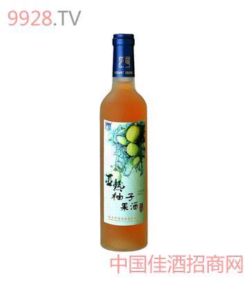 亚热柚子果酒