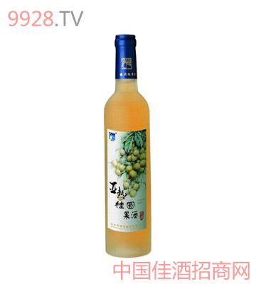 亚热桂圆果酒