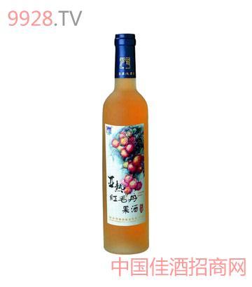 亚热红毛丹果酒