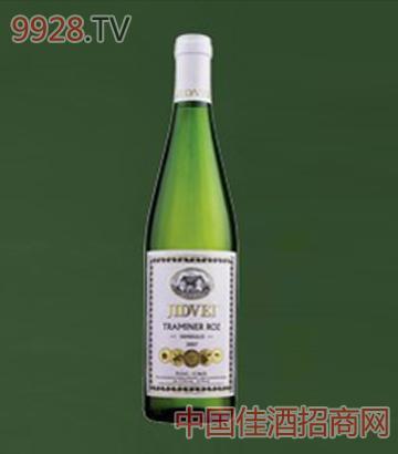 粉红琼瑶浆葡萄酒