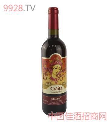 特兰西瓦尼亚公主红葡萄酒