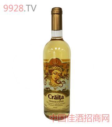 特兰西瓦尼亚公主白葡萄酒
