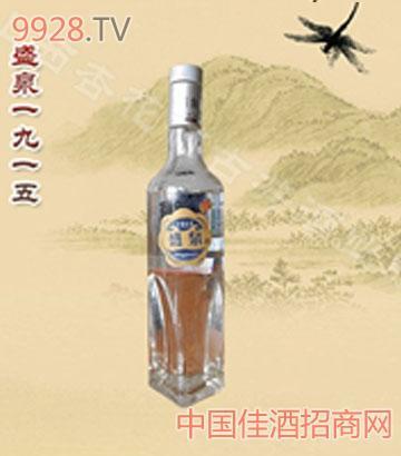 盛泉1915 酒