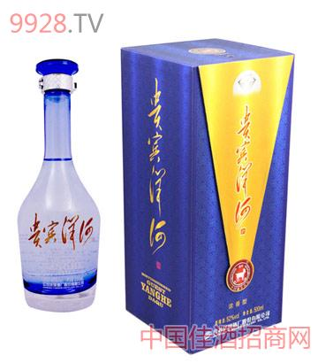 52度白鉆級貴賓洋河酒