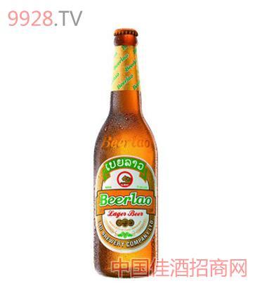 Beerlao黄啤酒640ml