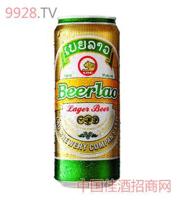 Beerlao黄啤酒500ml