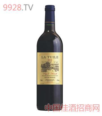 拉图领驭天使红葡萄酒(法国原瓶进口酒)