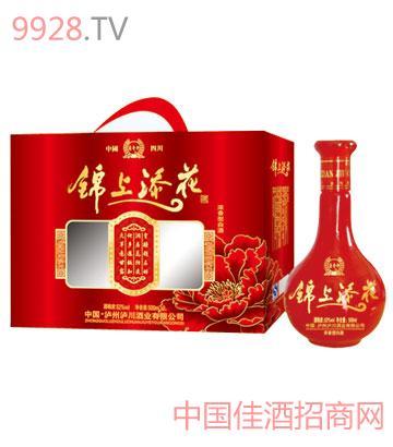 七彩金卡礼盒锦上添花酒