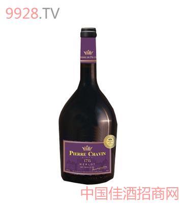 尚郡特选美乐干红葡萄酒